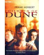 Children of Dune: Der Herr des Wüstenplaneten (Titel des Originals: Dune Messiah); Die Kinder des Wüstenplaneten (Titel des Originals: Children of the Dune) - Herbert, Frank