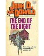 The End of the Night - John D. MacDonald