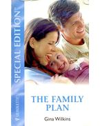 The Family Plan - Wilkins, Gina