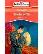 Shades of Sin - Wood, Sara