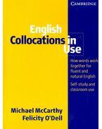 English Collocations in Use - McCARTHY, MICHAEL – O'DELL, FELICITY