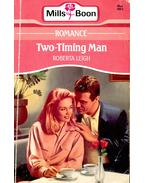Two-Timing Man - Leigh, Roberta