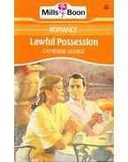 Lawful Possession - George, Catherine