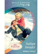 Italian Invader - Jessica Steele