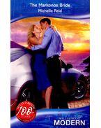 The Markonos Bride - Reid, Michelle