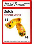 Dutch Advanced Course – 4 Cds - THOMAS, MICHEL
