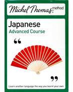 Japanese Advanced Course – 4 Cds - THOMAS, MICHEL