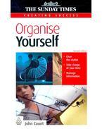 Organise Yourself - CAUNT, JOHN