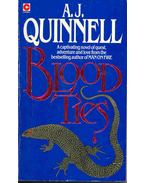 Blood Ties - Quinnell, A. J.