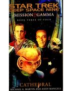 Mission Gamma Book Three of Four: Cathedral - MARTIN, MICHAEL A. - MANGELS, ANDY