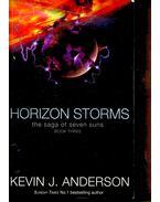 Horizon Storms - Anderson, Kevin J.