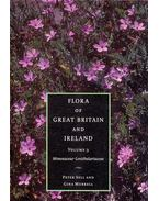 Flora of Great Britain and Ireland Volume 3: Mimosaceae-Lentibulariaceae - SELL, PETER – MURRELL, GINA