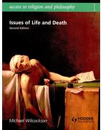 Issues of Life and Death - WILCOCKSON, MICHAEL