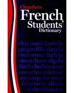 Chambers French Students' Dictionary - NICHOLSON, KATE