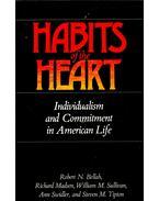 Habits of the Heart - BELLAH, ROBERT N.