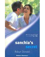 Sanchia's Secret - Donald, Robyn