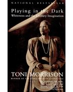 Playing in the Dark / Whiteness and the Literary Imagination - Toni Morrison