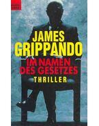 Im Namen des Gesetzes (Eredeti cím: The Pardon) - James Grippando
