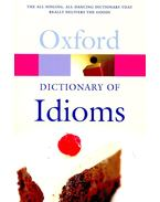 Oxford Dictionary of Idioms - SIEFRING, JUDITH