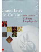Grand Livre de Cuisine - DUCASSE, ALAIN, PIÉGE, JEAN-FRANCOIS