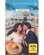 A Brief Encounter - George, Catherine