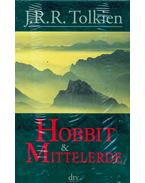 Hobbit & Mittelerde 2 Bde. - J. R. R. Tolkien