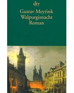 Walpurgisnacht - Gustav Meyrink