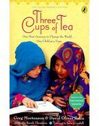 Three Cups of Tea - MORTENSON, GREG - RELIN, DAVID OLIVER