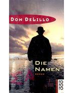 Die Namen - Don DeLillo