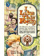 I Like this Poems - WEBB, KEY (editor)