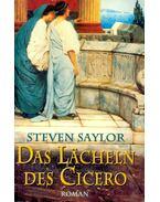 Das Lächeln des Cicero - Steven Saylor
