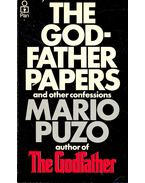 The Godfather Papers - Puzo, Mario
