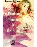 Le printemps romain de Mrs Stone - Williams, Tennessee