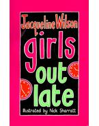 Girls Out Late - Jacqueline Wilson