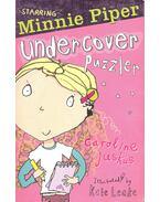 Undercover Puzzler - JUSKUS, CAROLINE