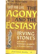 The Agony and the Ecstasy - A Novel of Michelangelo - Stone, Irving