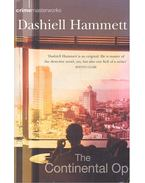 The Continental Op - Dashiell Hammett