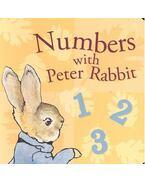 Numbers with Peter Rabbit - Beatrix Potter