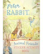 Peter Rabbit Animal Friends Sticker Activity Book - Beatrix Potter
