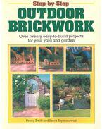Outdoor Brickwork - SWIFT, PENNY - SZYMANOWSKI, JANEK