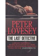 The Last Detective - Lovesey, Peter