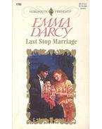 Last Stop Marriage - Darcy, Emma