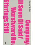 Company - Ill Seen Ill Said - Worstward Ho - Stirrings Still - Samuel Beckett