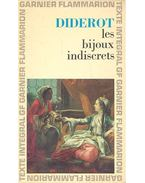 Les Bijoux Indiscrets - Diderot, Denis