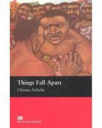 Things Fall Apart - Level 5 - Intermediate - Achebe, Chinua