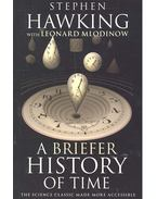 A Briefer History of Time - HAWKING, STEPHEN - MLODINOW, LEONARD