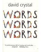 Words, Words, Words - Crystal, David