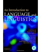 An Introduction to Language and Linguistics - FASOLD, RALPH W.