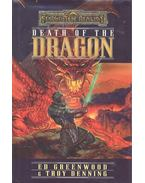 Death of the Dragon - GREENWOOD, ED - DENNING, TROY