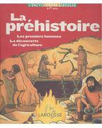 La préhistoire - AUGER, ANTIONE - CASALI, DIMITRI